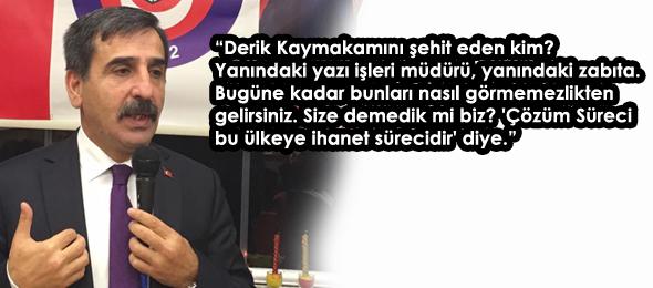 Kravatlı PKK'ları Niye Görmüyorsunuz?