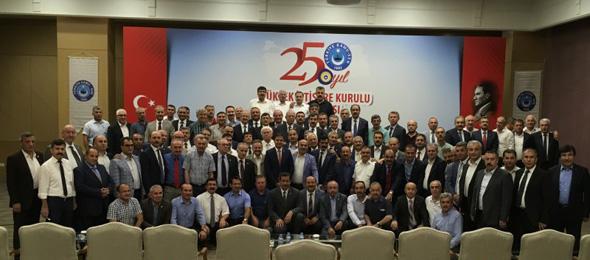 Yüksek İstişare Kurulumuz Ankara'da Toplandı