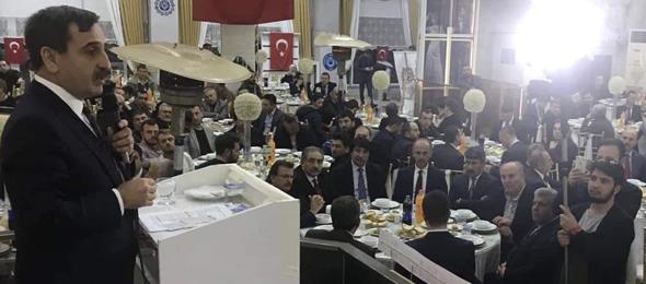 Türkiye Kamu-Sen Teşkilatı Kütahya'da Bir Araya Geldi