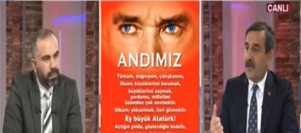 Genel Başkanımız Önder Kahveci, Bengü Türk ekranlarında Salı günleri yayınlanan, ülke ve çalışma hayatı gündeminin değerlendirildiği, sunuculuğunu Gökhan Altunkaş'ın yaptığı Söz Hakkı programının canlı yayın konuğu oldu.