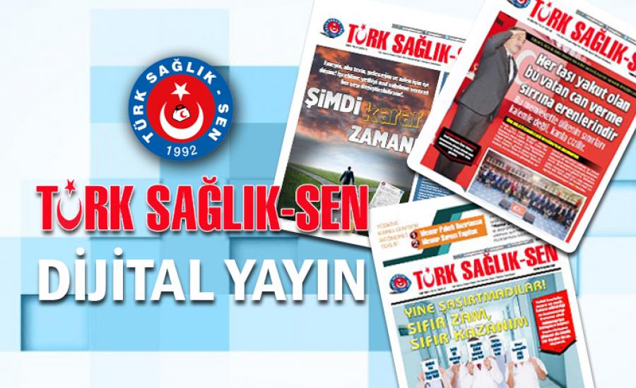 Gazete Türk Sağlık-Sen
