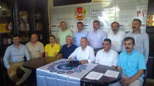Türkiye Kamu-Sen'in 5. Dönem Toplu Sözleşme Talepleriyle İlgili Basın Açıklaması Yaptık.