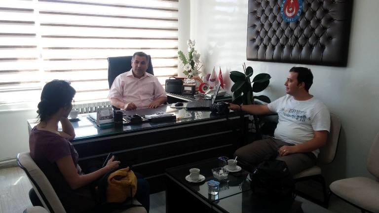 Türk Sağlık-Sen Gaziantep Şubesi olarak; son dönemlerde artan sağlıkta şiddet olayları hakkında yerel Sabah Gazetesinden Esra AYDIN'ın sorularını cevaplandırdık.
