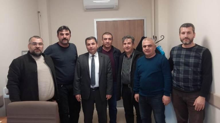 Türk Sağlık-Sen Gaziantep Şubesi olarak; Nurdağı ve İslahiye ilçelerimizi ziyaret ettik.