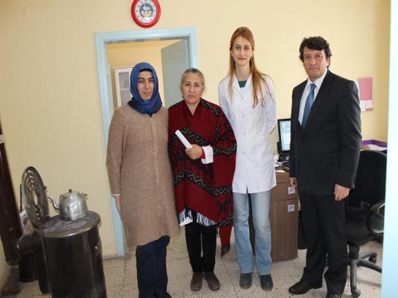 Aile Hekimleri Destekleri İle Sendikamıza Güç Katıyorlar