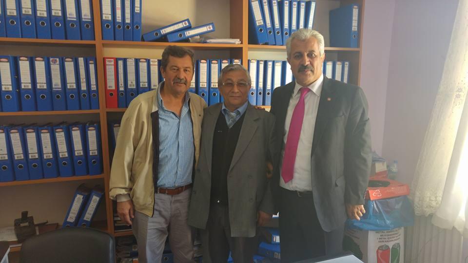 Türk Sağlık Sen Adana Şube Yönetim kurulu ve işyeri temsilcileri ile birlikte Tufanbeyli, Saimbeyli, Feke İlçelerinde bulunan Devlet Hastaneleri, TSM, ASM ve 112 Ash birimlerini ziyaret ettik.