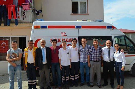 Adana'nın En Ücra Köşesindeki Sağlık Çalışanlarını Yalnız Bırakmadık