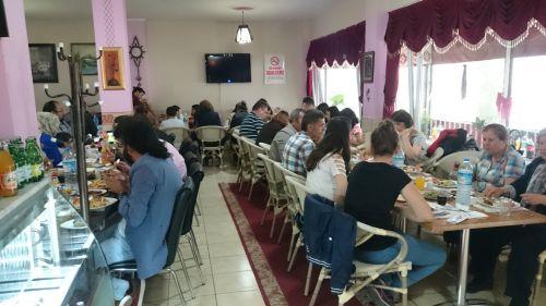 Gümüşhacıköy'de Yetki Teşekkürü Toplantısı Düzenledik