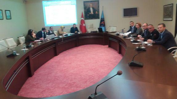 Akdeniz Üniversitesi KİK Toplantımızı gerçekleştirdik