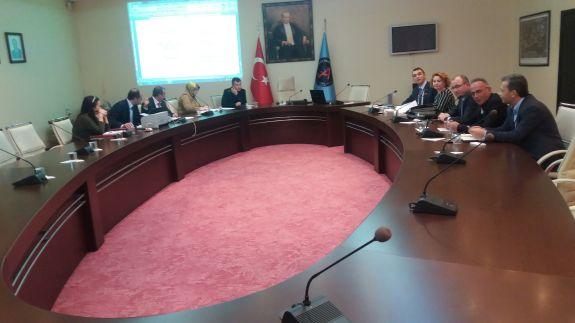 Akdeniz Üniversitesi KİK Toplantımız
