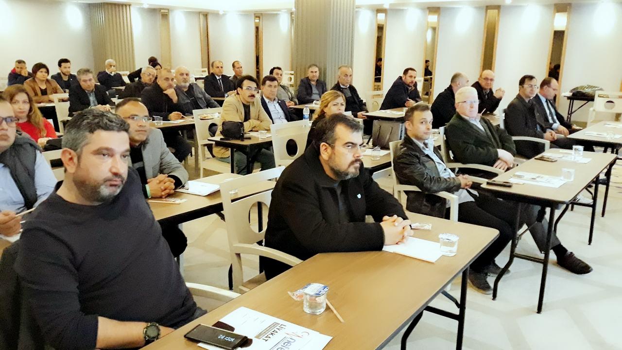 3-4 Mart 2018 tarihleri arasında tüm temsilcilerimiz ile 2018 yılı temsilci toplantımızı gerçekleştirdik.