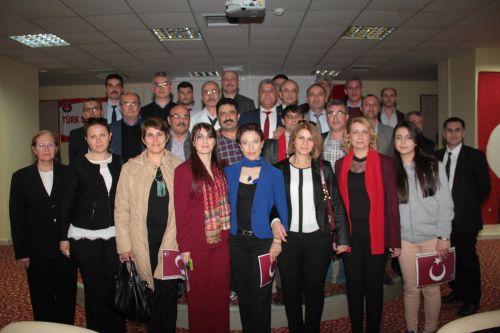 18 Mart Çanakkale Zaferinin 101. Yıl dönümü Anma Programı