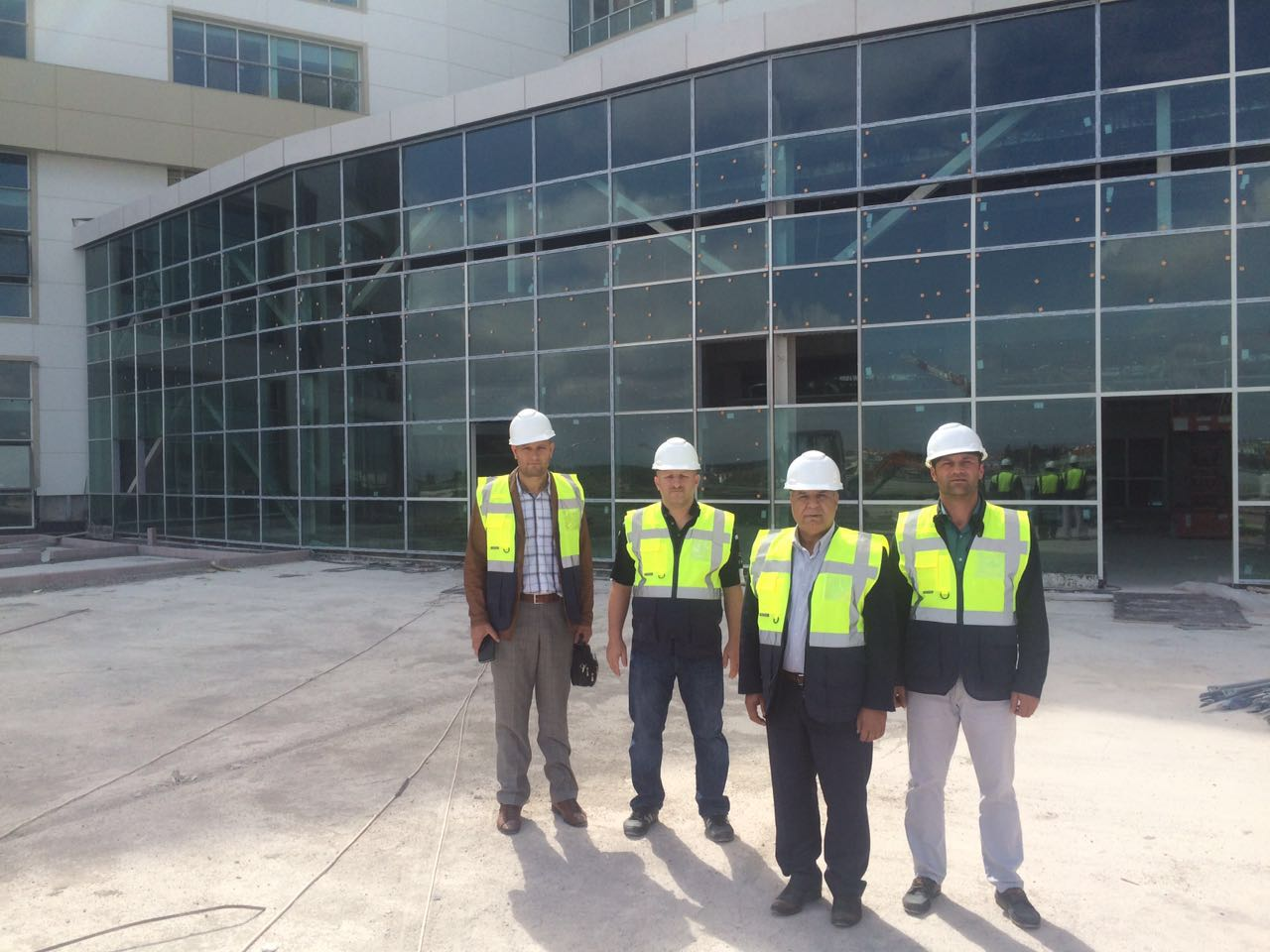 Yenişehir Hastanesi Hakkında Basın Açıklaması Düzenledik