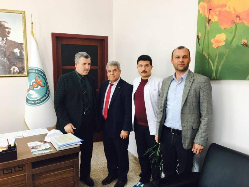 Balıkesir Üniversitesi Ziyareti