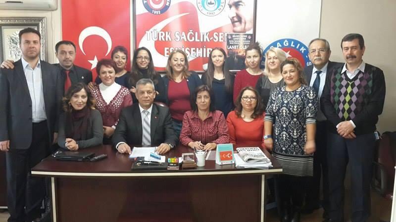 Kadınlar Komisyonumuz Toplantı Yaptı