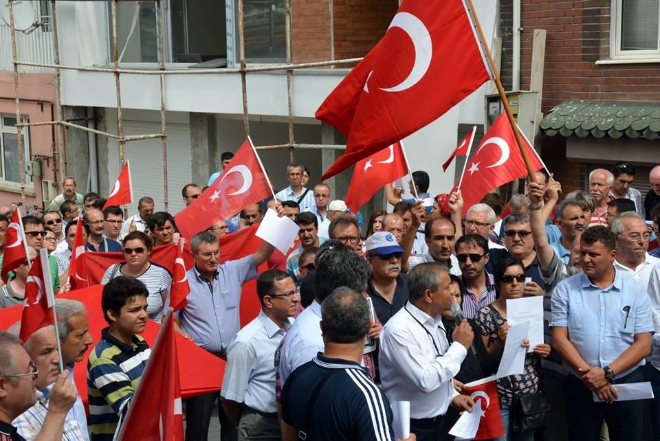 Adının Başında Türk Olan Sendika Üyelerinin Askerlik Başvurusu
