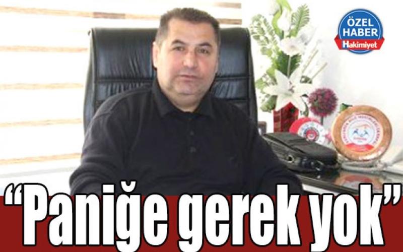 """""""KAOS ÇIĞIRTKANLARINA ASLA İTİBAR ETMEMELERİDİR"""""""