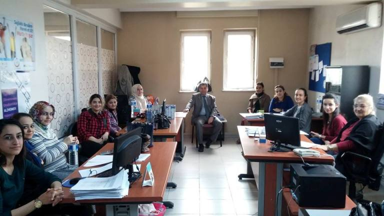 Şehit Kamil Toplum Sağlığı Merkezini Ziyaret Ettik