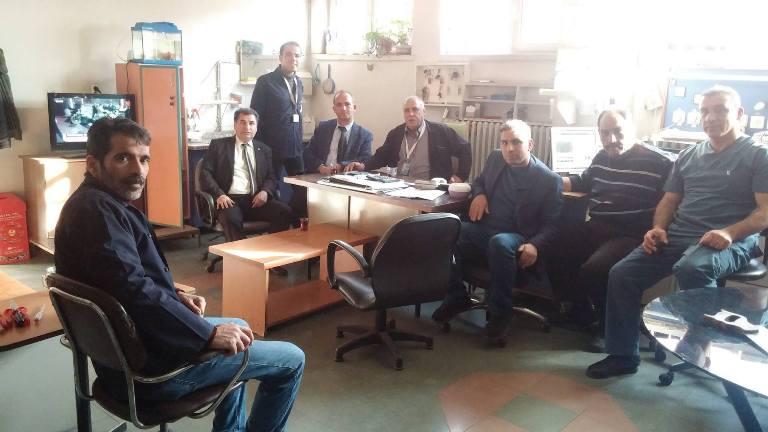 Şubemiz faaliyet alanı içerisinde bulunan sağlık kurum ve kuruluşlarını ziyaret ettik