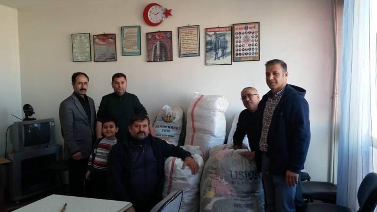 Türk Sağlık Sen Gaziantep Şubesi olarak; şehrimizde yaşayan mağdur Türkmen aileler için, insani yardım çalışmalarımız devam etmektedir.