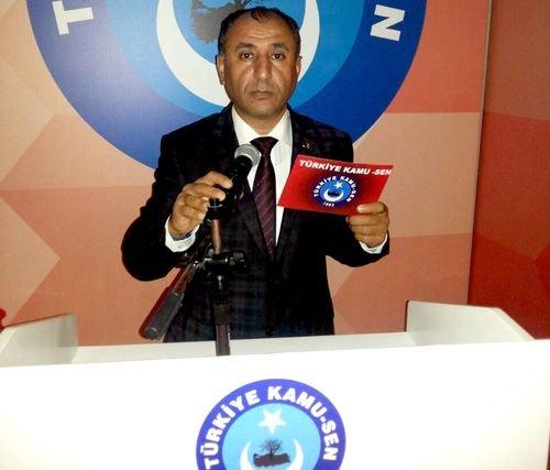 Birileri Türk Milletine Kefen Biçmeye Ahdetmiştir
