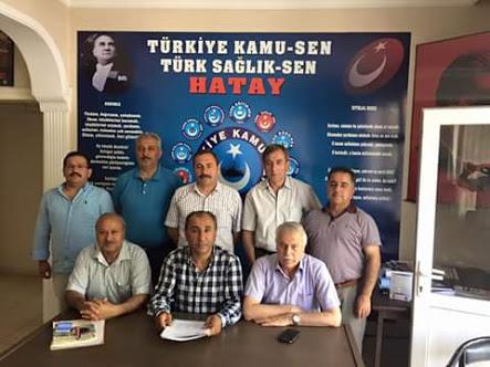 Tercihiniz Türkiye Kamu-Sen Olsun, Biz Hep Sizinleydik