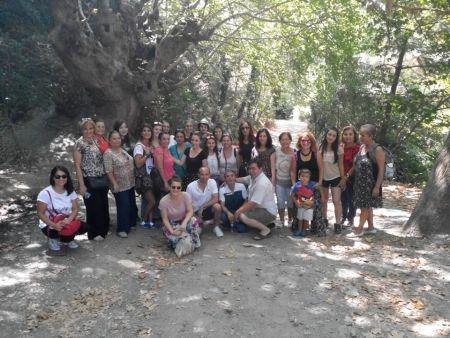 30 Ağustos Salı günü, Türk Sağlık Sen İzmir Üniversiteler Şubesi olarak, mevcut resmi tatili de fırsat bilerek İzmir'in güzel ilçesi Tire'ye gezi düzenledik.
