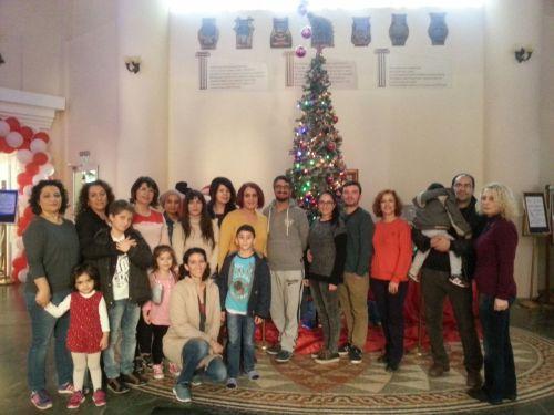 Üyelerimize Hafta sonu Lidya Sardes Gezisi Düzenledik