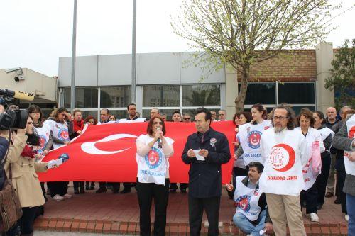 Ankara'da Yaşanan Terör Saldırısını Kınıyoruz