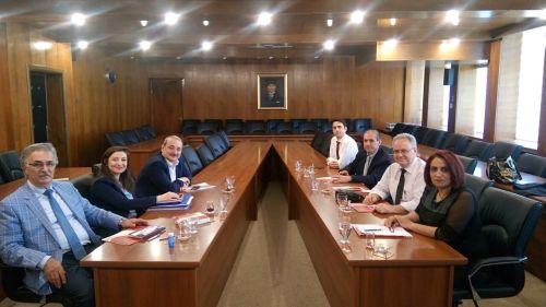 Dokuz Eylül Üniversitesi Rektörlüğü ile Kurum İdari Kurul Toplantımızı Gerçekleştirdik