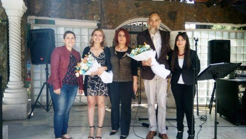 7 Mayıs 2016 tarihinde Bornova Askeri Kışla Gazinosu'nda Anneler günü ve Hemşireler günü etkinliği düzenledik.