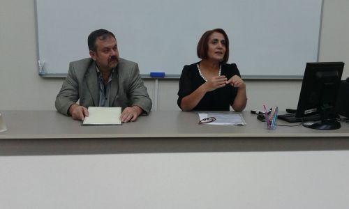 Ege Üniversitesi Çalışanları İçin Promosyon Süreci Bilgilendirme Toplantısı Yaptık