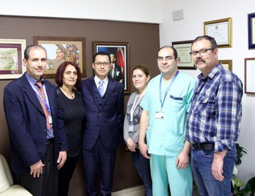Ege Üniversitesi Rektör Adaylarımızı Ziyaret