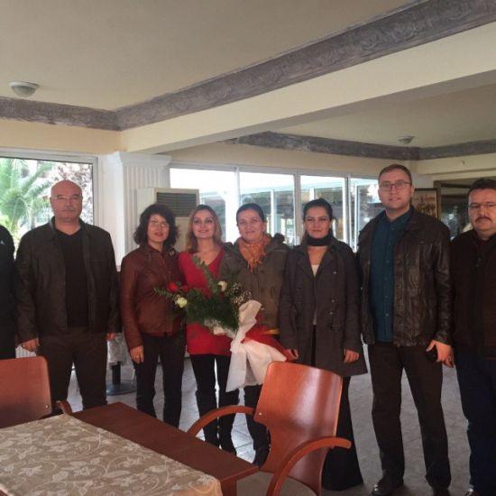 Türk Sağlık Sen 2 No'lu Şube kadın komisyonu olarak 5 Aralık Cumartesi günü Pamukkale, Karahayıt ve Buldan ilçelerine gezi düzenlenmiştir.