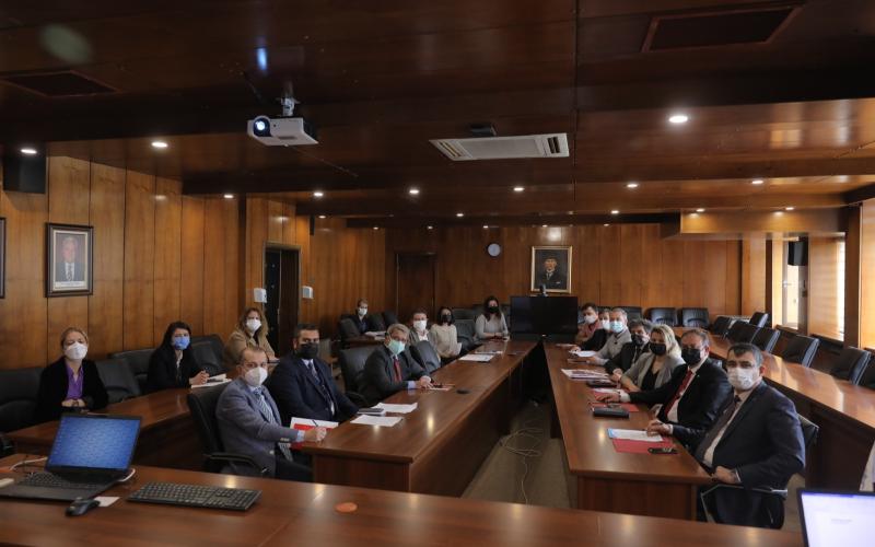 Dokuz Eylül Üniversitesi Çalışanları Adına Kurum İdari Kurul Toplantımızı Gerçekleştirdik