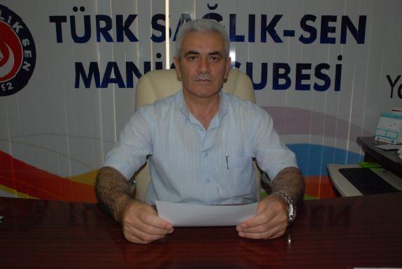 Türk Sağlık-Sen Manisa Şube Başkanı Rıtvan Mutlu, 15 Temmuz darbe girişiminin ardından kamuda başlayan açığa alma işlemlerinde hukuk devleti ilkeleri doğrultusunda somut ve gerçeğe dayalı olmayan bilgi ve belgelere itibar edilmemesi gerektiğine dikkat çekti.