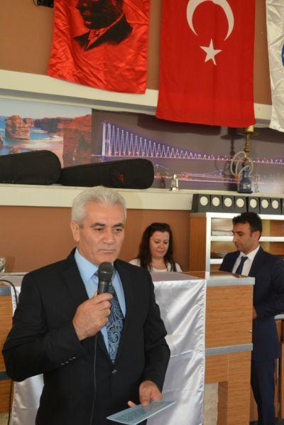 Türk Sağlık-Sen Manisa Şubesi, genel merkez yöneticilerininde katılımıyla 17 ilçemizde bulunan işyeri temsilci toplantımızı Akhisar'da gerçekleştirdi.