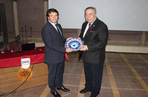 Sendikamızdan Ermeni Yalanları Konferansı