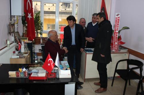 Türkiye Kamu-Sen Nevşehir İl Temsilciliği olarak 3 Aralık Dünya Engelliler Günü dolayısıyla Gör-Bir Derneği ve Türkiye Sakatlar Derneğini ziyaret ettik.