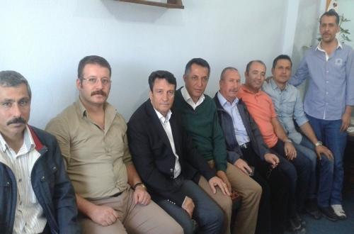 Sendikamızdan Nevşehir Türkav'a Ziyaret