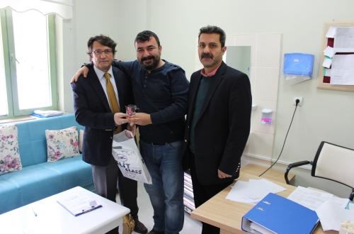 Türk Sağlık Sen Nevşehir Şubesi olarak haftalık ziyaretler kapsamında aile hekimlerimizi ve aile sağlığı çalışanlarını ziyaret ettik.