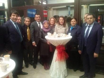 18 mart 2015 tarihinde Atatürk Kültür Merkezinde yapılan Türk Sağlık Sen temsilciler bilgilendirme ve istişare toplantısı , Genel Merkez Yönetim Kurulu Başkanları , Giresun Şube Yönetim Kurulu, Aile Hekimleri Derneği Başkanı, Şizofreni Derneği Başkanı ,Temsilcilerimiz ve üyelerimizin katılımıyla gerçekleşmiştir.