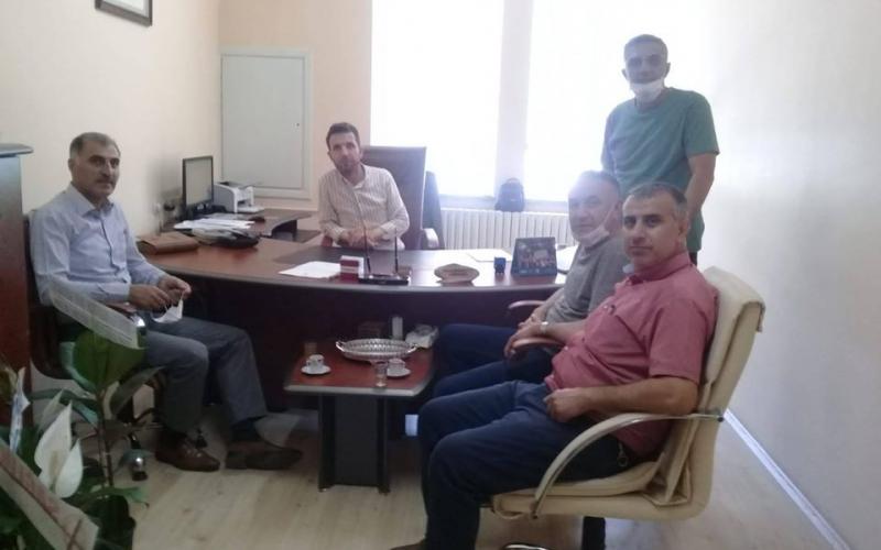 Diş Hekimliği Fakültesi sekreterliğine başlayan üyemiz Harun KARAKAYA
