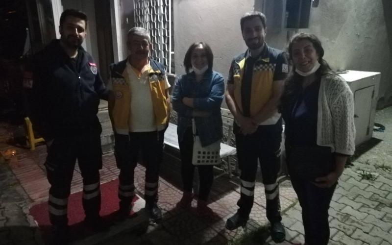 Türk Sağlık Sen Sivas Şubesi Kadın kolları olarak ilimizde hizmet veren ASM leri ziyaret ettik.