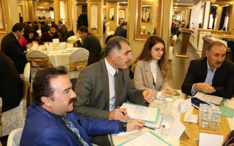 Türk Sağlık Sen Sivas Şubesi Olarak ''Sağlık Çalıştayına'' Katıldık.