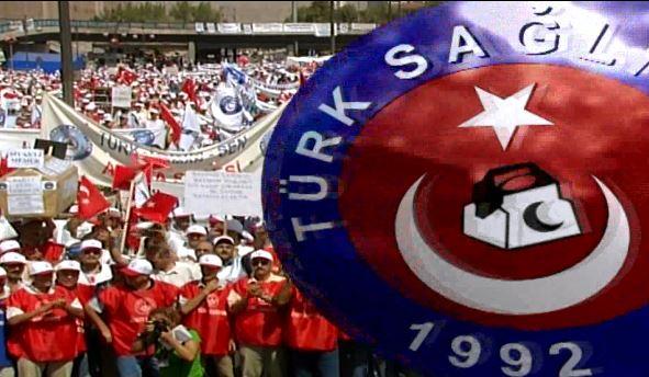 Türk Sağlık-Sen Kurumsal Tanıtım Filmi