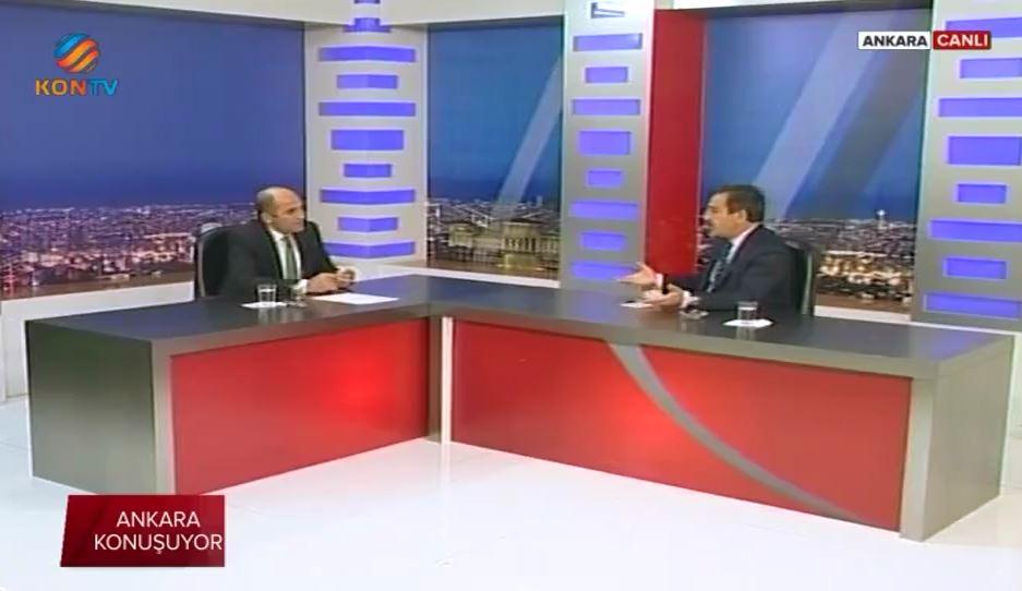 Genel Başkanımız Önder Kahveci KONTV'de yayınlanan Ankara Konuşuyor Programında canlı yayın konuğuydu. Kahveci, Ülke gündemini değerlendirerek ve sağlık çalışanlarının sorunlarını dile getirdi