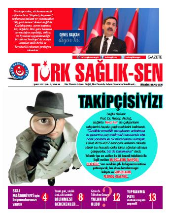 Gazete TSS 59. Sayı
