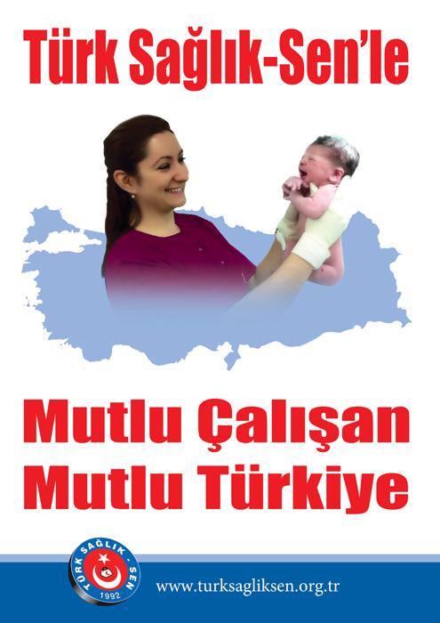 Mutlu Çalışan Mutlu Türkiye