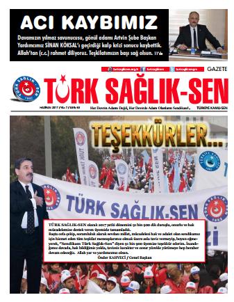 Gazete TSS 63. Sayı